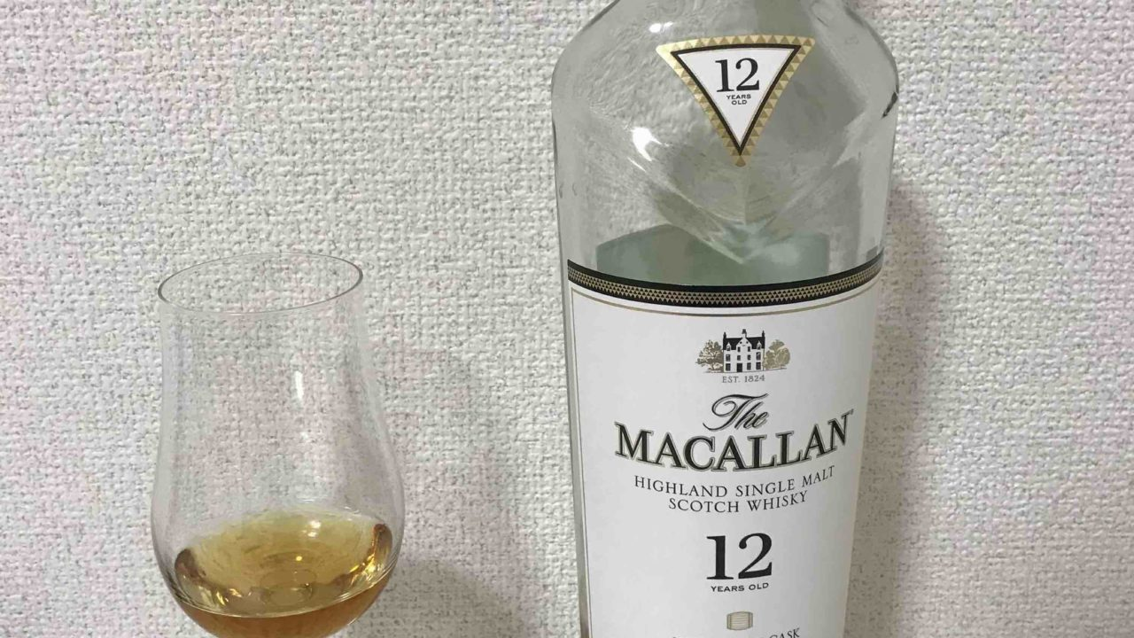 マッカラン12年
